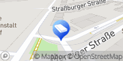 Karte kidsflair Kinderbetreuung Düsseldorf-Derendorf Düsseldorf, Deutschland