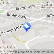 Karte Walter Lauffs Elektroinstallation Düsseldorf, Deutschland