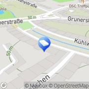 Karte Herbert Augst Düsseldorf, Deutschland
