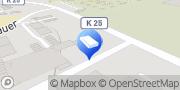 Karte All in One-Entrümpelungsservice Frechen, Deutschland
