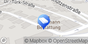 Karte Fohrmann Bestattungen Mülheim an der Ruhr, Deutschland