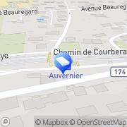 Carte de Acdesign Auvernier, Suisse