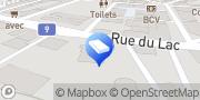 Karte Radio Riviera Montreux Clarens, Schweiz