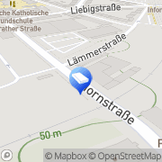 Karte Hans Unkelbach GmbH Sanitär- und Heizungstechnik in Neuehrenfeld Köln, Deutschland