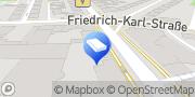 Karte Müller Sicherheitssysteme GmbH Köln, Deutschland