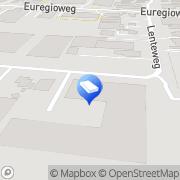 Kaart Nijhuis Rioolreiniging, Aanleg & Dienstverlening Enschede, Nederland
