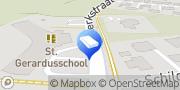 Kaart Kinderopvang Humanitas SKE - Buitenschoolse Opvang De Blokhut en PO Het Rakkertje Enschede, Nederland