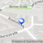 Karte Beerdigungsinstitut Karl Schumacher e.K. Essen, Deutschland