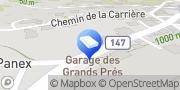 Carte de Charpente Turel Ollon, Suisse