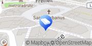 Karte Rechtsanwälte van Kell GbR Gelsenkirchen, Deutschland