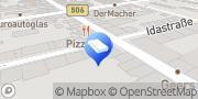 Karte Paul Gerüstbau & Bauservice GmbH Köln, Deutschland