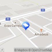 Carte de Expo-Carrelages Martigny-Ville, Suisse