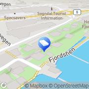 Map Caverion Norge AS avd Sogndal/Årdal Sogndal, Norway