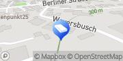 Karte ReproStation Large Format Solutions Wermelskirchen, Deutschland