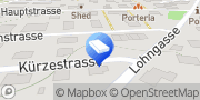 Karte klar reinigung Port BE, Schweiz