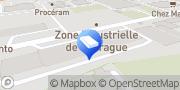 Carte de DARIOLY & ROSSINI SA Sion, Suisse