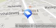 Karte Speedie-Umzug Bern / Liebefeld, Schweiz
