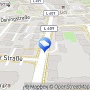 Karte Elektro Opitz Elektrotechnik Dortmund, Deutschland