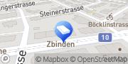 Karte Belcom Elektro GmbH Bern, Schweiz
