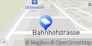 Karte HAUSTECH wachter ag Utzenstorf, Schweiz