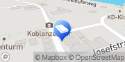 Karte Schwertel-Art Rhens, Deutschland