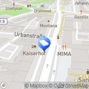 Karte Lettmann-Bau Münster, Deutschland