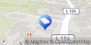 Karte Trautz Medien Rheinhausen, Deutschland