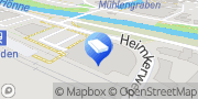 Karte Krepcke und Partner Rechtsanwälte und Notare Menden (Sauerland), Deutschland
