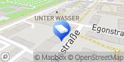 Karte elasto Verfugungen-Abdichtungen Freiburg, Deutschland