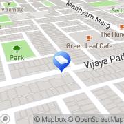 Map Worknrby Mumbai, India