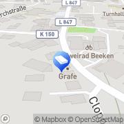 Karte Claudia Grafe Garrel, Deutschland