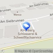 Karte CMG Industrieservice Eisenberg (Pfalz), Deutschland