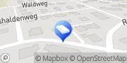 Karte Bopp Elektro-Kontrollen GmbH Lupfig, Schweiz