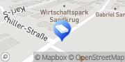 Karte Sven Machura Hatten, Deutschland
