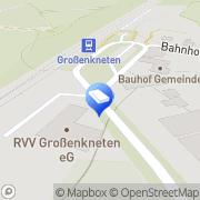 Karte Franz Fischer Spedition GmbH Großenkneten, Deutschland