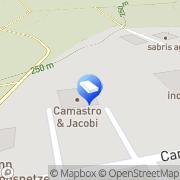 Karte Arno Jacobi GmbH Bad Camberg, Deutschland