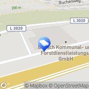 Karte B+R GmbH Solms, Deutschland