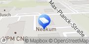 Karte Neukum Umzüge GmbH Villingen-Schwenningen, Deutschland