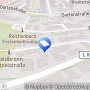 Karte Gerhard Jungwirth Busenbach, Deutschland