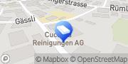 Karte Läser Handels AG Oberhasli, Schweiz