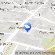 Karte Bösener Heizungsbau und Kundendienst Bremerhaven, Deutschland