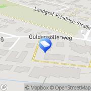 Karte Timo Weber IT Beratung, DevOps, Shift2Cloud Bad Homburg vor der Höhe, Deutschland