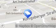 Karte Klaus Köberle Dipl.-Ing. Architekt BDB Frankfurt am Main, Deutschland