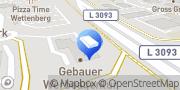 Karte Dipl. Betriebswirt Jochen Schmück Steuerberater Wettenberg, Deutschland