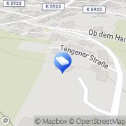 Karte GKL Geisingen, Deutschland
