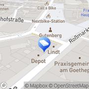 Karte Sebastian Huhn Frankfurt am Main, Deutschland