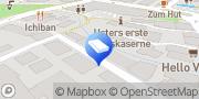 Karte Ebinger Schreinerei GmbH Uster, Schweiz