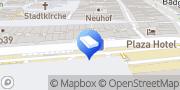 Karte Feusi W. Malergeschäft - Farben- und Tapetenshop Winterthur, Schweiz