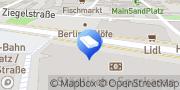 Karte Randstad Inhouse Services Offenbach Offenbach am Main, Deutschland