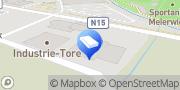 Karte AQUA SEC SERVICE Wetzikon, Schweiz